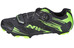 Northwave Scorpius 2 Plus Shoes Black/Green Fluo